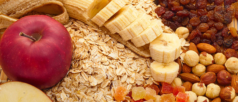 physiological effects of dietary fiber